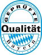 Geprüfte Qualität Bayern Siegel