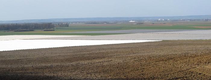 Donau-Lech-Tal Felder